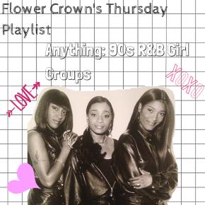 Anything: 90s R&B GirlGroups